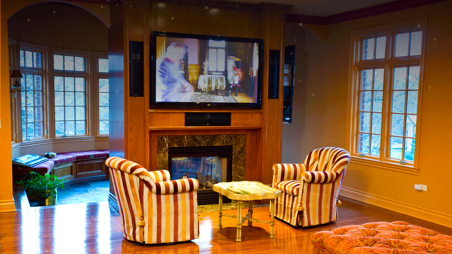 Luxury Home Media Installations