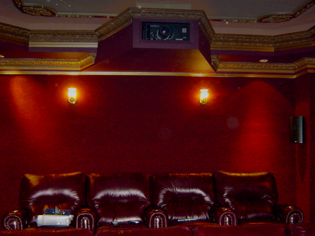 Luxurious Home Theaters